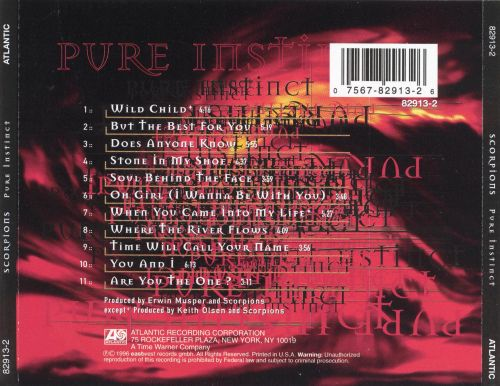 pure instinct scorpions songs reviews credits allmusic