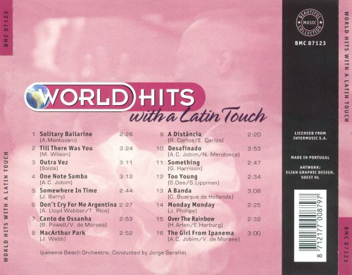 World Hits with a Latin Touch [Beautiful Music]