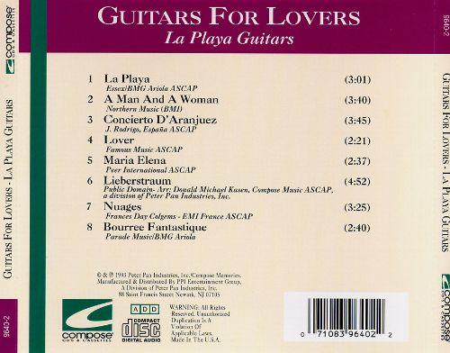 Guitars for Lovers