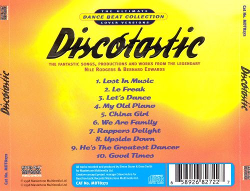 Ultimate Dance Beat Collection: Discotastic
