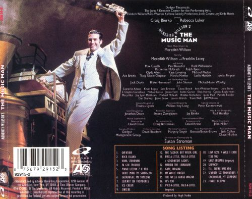The Music Man [2000 Broadway Revival Cast Recording]