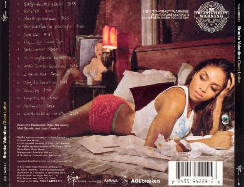 Chain Letter  Brooke Valentine  Songs Reviews Credits  AllMusic