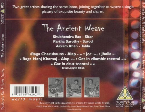 The Ancient Weave