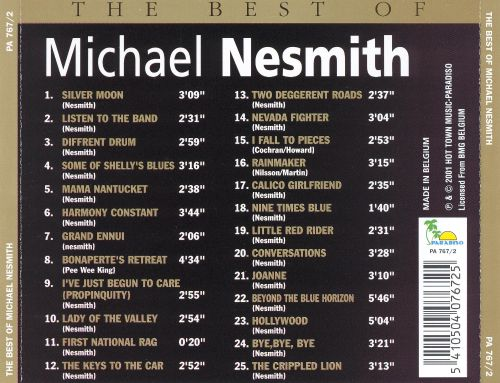 The Best of Michael Nesmith: Original Hits