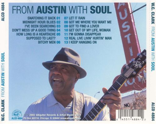 From Austin with Soul