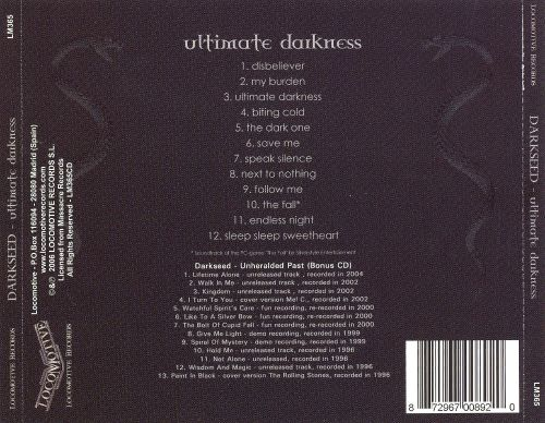 Ultimate Darkness