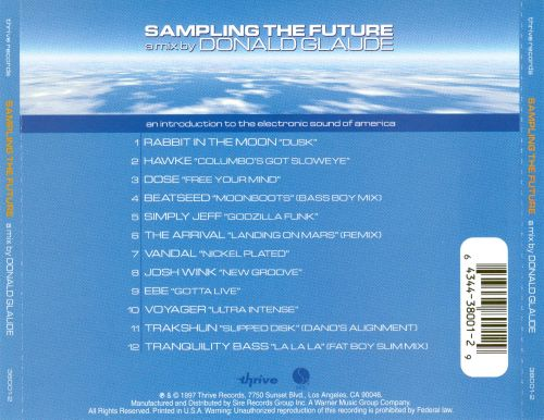 Sampling the Future: An Introduction to the Electronic Sound of America