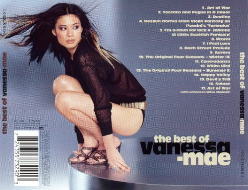 The Best of Vanessa-Mae