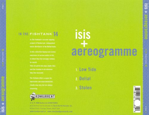In the Fishtank, Vol. 14: Isis & Aereogramme