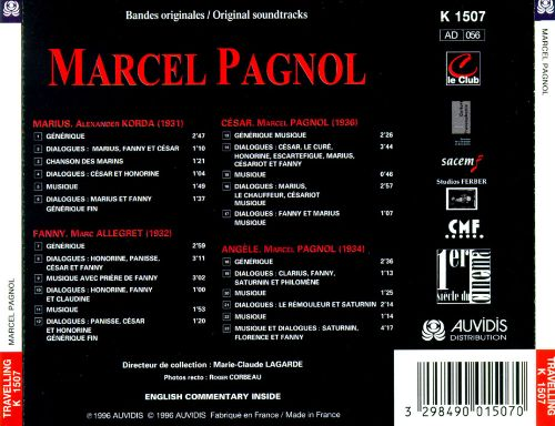 Films of Marcel Pagnol