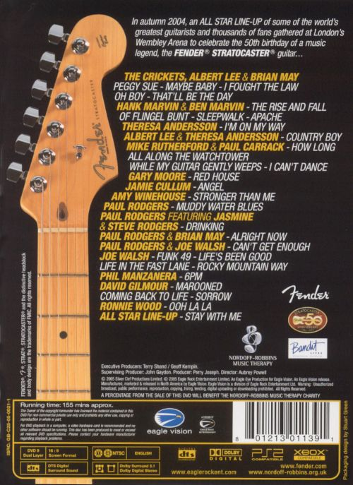 The Strat Pack: Live In Concert