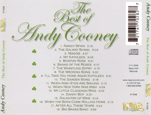 Best of Andy Cooney: Treasury of Hits