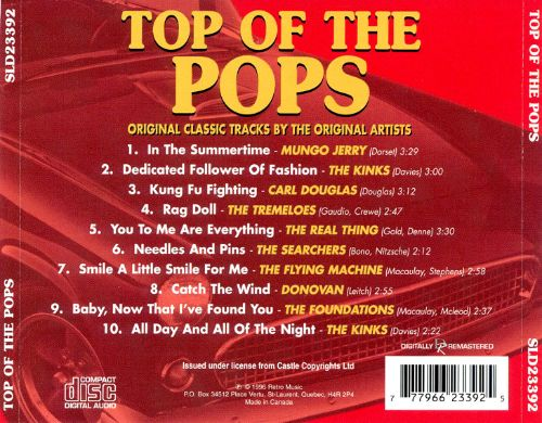 Top of the Pops [Prime Cuts]