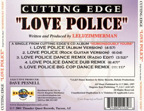 Love Police [Remixes]