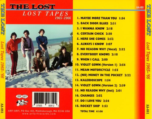 Lost Tapes 1965-1966