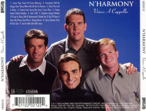 N'Harmony Voices a Cappella