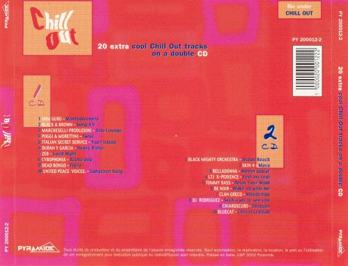 Chill Out: Twenty Extra Cool Chill out Tracks on a Double CD