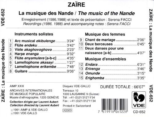 Music of Nande