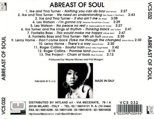 Abreast of Soul