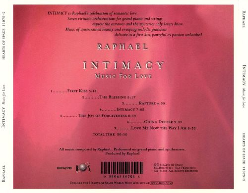 Intimacy: Music for Love