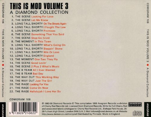 This Is Mod, Vol. 3: A Diamond Collection