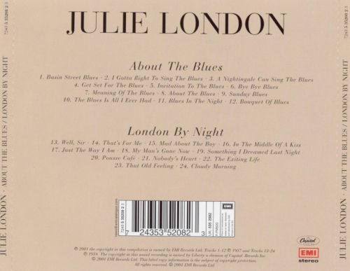 About the Blues/London by Night