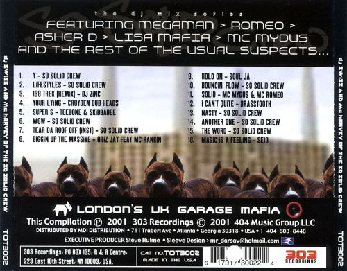 London's UK Garage Mafia