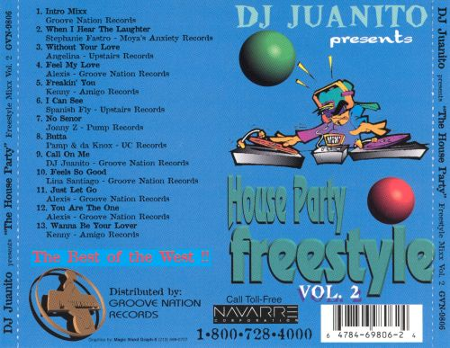 House Party, Vol. 2: Freestyle