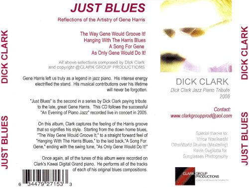 Just Blues...Reflections of the Artistry of Gene Harris