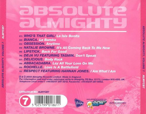 Absolute Almighty, Vol. 7