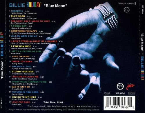 Blue Moon [Polygram]