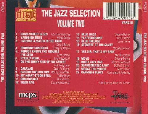 The Jazz Selection, Vol. 2