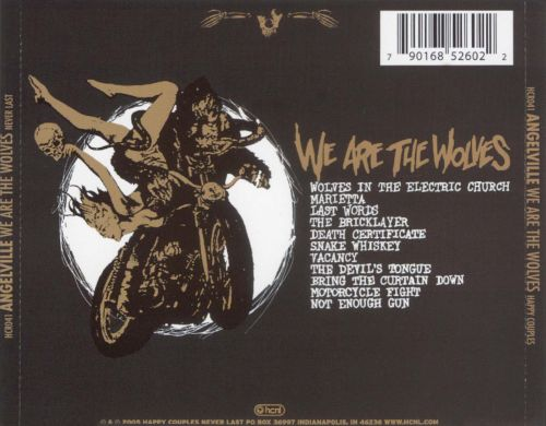 We Are the Wolves