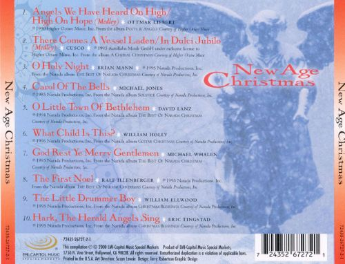 New Age Christmas [EMI-Capitol Special Markets]