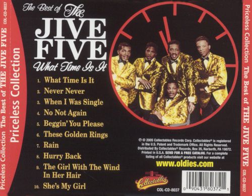 The  Best of the Jive Five