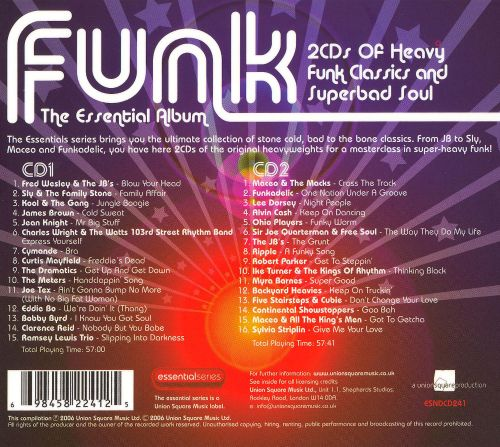 Funk: The Essential Album