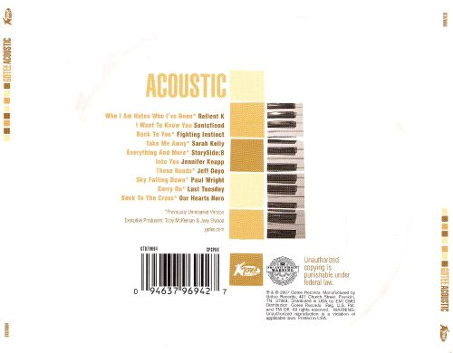 Gotee Acoustic