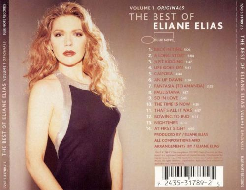 The Best of Eliane Elias, Vol. 1: Originals