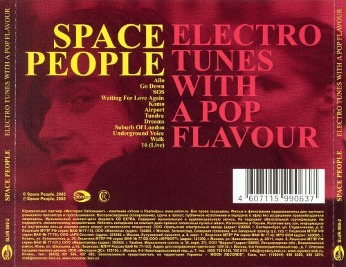 Electro Tunes with a Pop Flavour