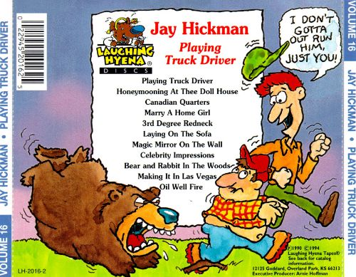 Playing Truck Driver