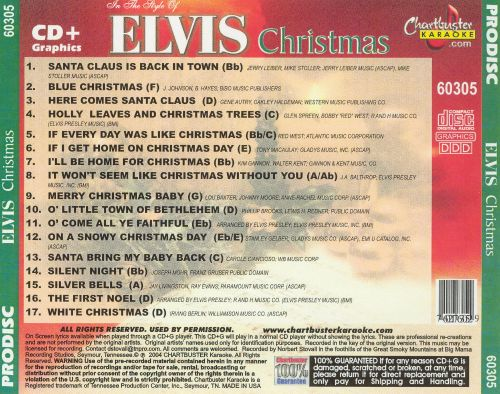 Elvis Christmas, Vol. 1