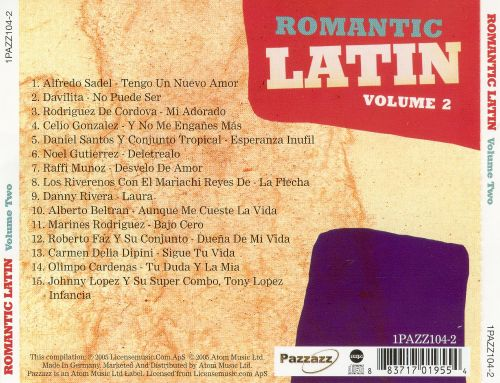 Romantic Latin, Vol. 1