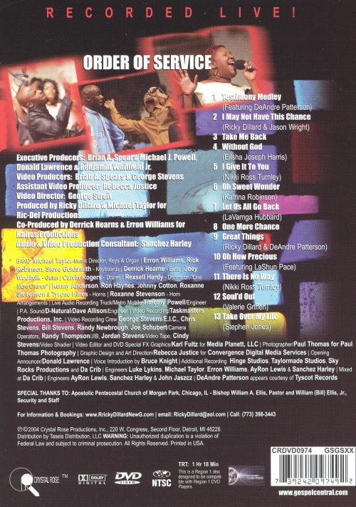 Unplugged...The Way the Church Used to Be [DVD]