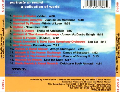 Portraits in Sound, Vol. 1: A Collection of World Music