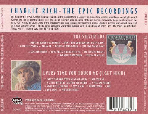 The Silver Fox/Every Time You Touch Me (I Get High)