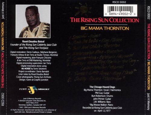 The Rising Sun Collection