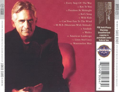 20th Century Masters - The Millennium Collection: The Best of David Benoit