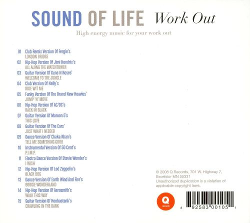 Sound of Life: Workout