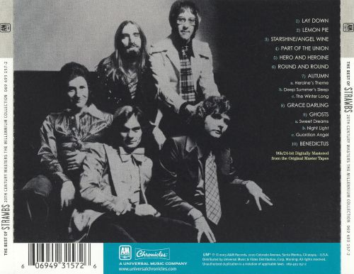 20th Century Masters - The Millennium Collection: The Best of the Strawbs