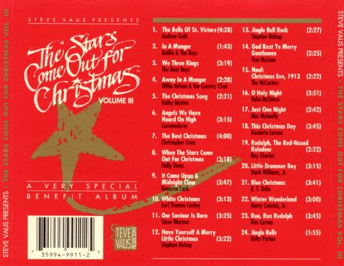 The Stars Come out for Christmas, Vol. 3